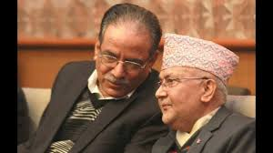 Oli-Dahal discuss